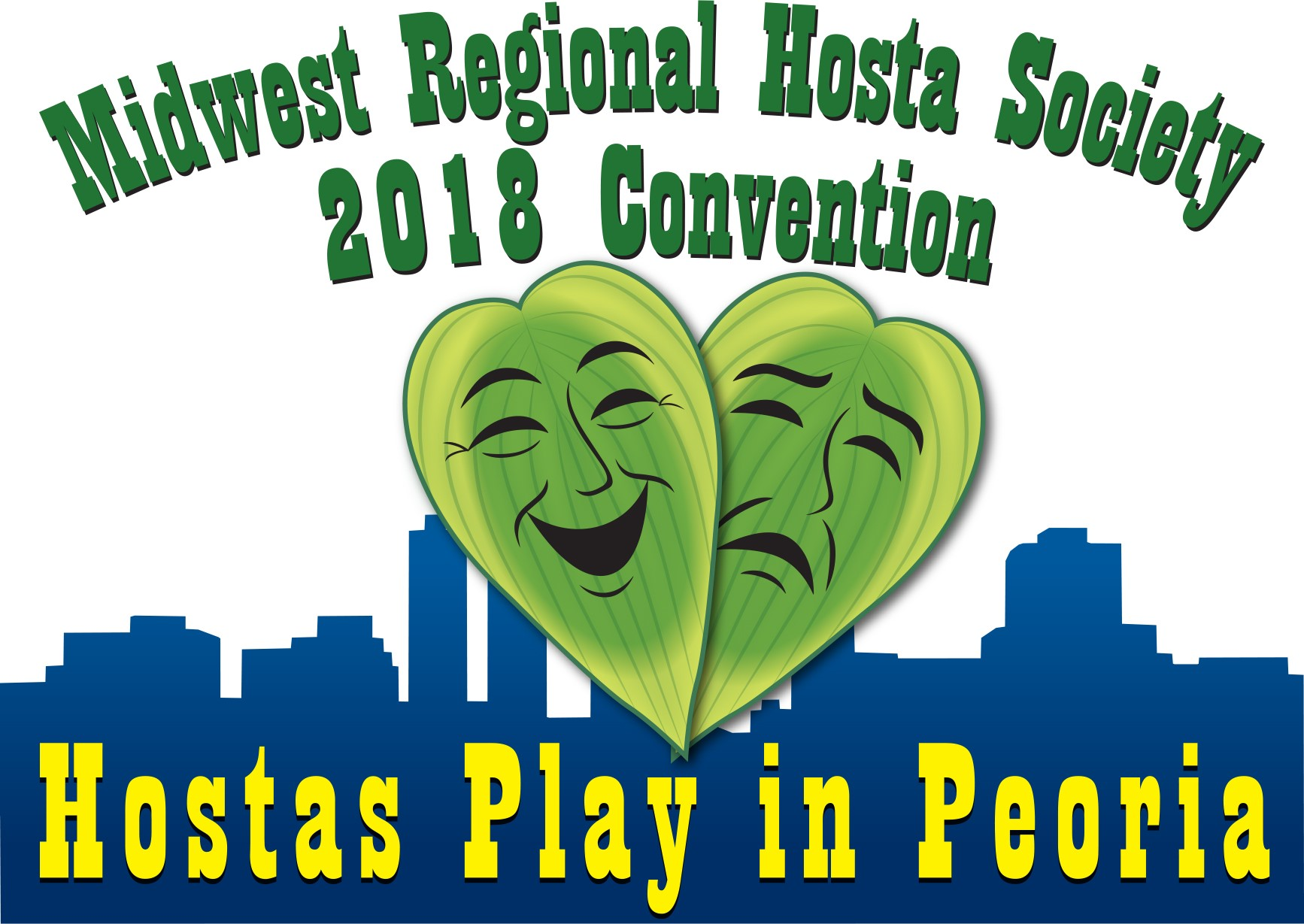 midwest regional hosta society peoria convention page